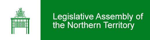 Department of the Legislative Assembly, Northern Territory Government